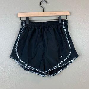 Nike Dri-Fit Cheetah Trim Shorts Size Small